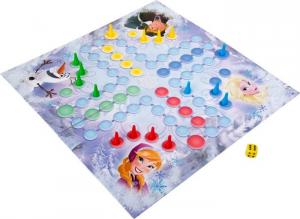 Ludo gioco Frozen Disney games Trefl Anna Elsa