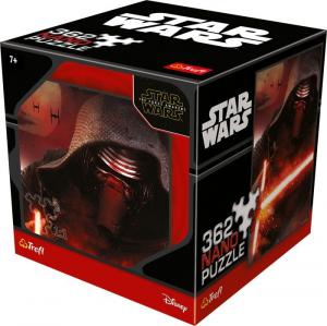 Puzzle Star Wars Nano Kylo Ren, 362 pezzi