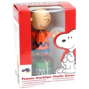 Figura Peanuts a pressione Charlie Brown Snoopy