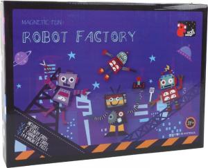 Puzzle magnetico Robot gioco per bambini