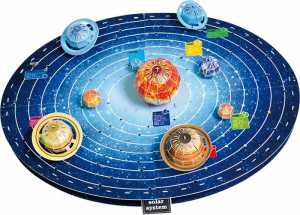 Puzzle 3D Universo, 146 pezzi