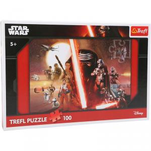Puzzle Star Wars, 100 pezzi Legler 10422