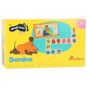 Domino Die Maus Gioco in legno per bambini