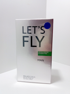 Profumo Uomo Benetton Let's Fly 100 ml