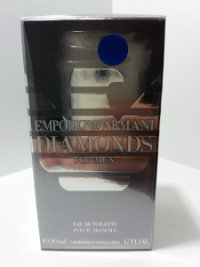 Profumo Uomo Emporio Armani Diamonds For Men 50 ml