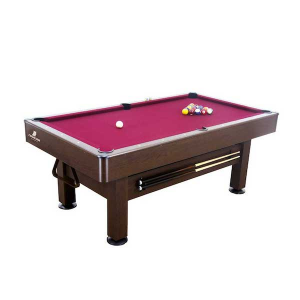 Tavolo da Biliardo semi professionale Topaz Pool Cougar con accessori