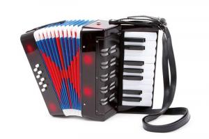 Fisarmonica Classica Giocattolo con tasti
