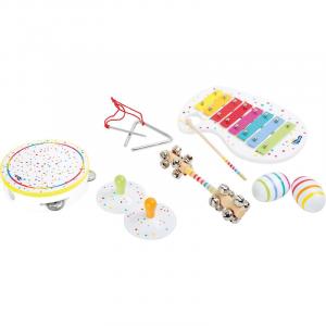 Set strumenti musicali per bambini I Casinisti Legler 10383