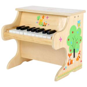 Pianoforte per bambini strumento musicale Volpacchiotto