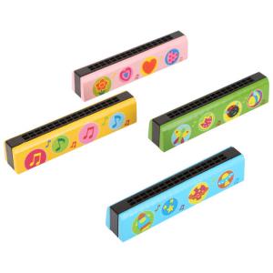 Armonica a bocca strumento musicale bambini espositore display