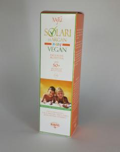 Emulsione protettiva SPF 50+ baby vegan 125ml