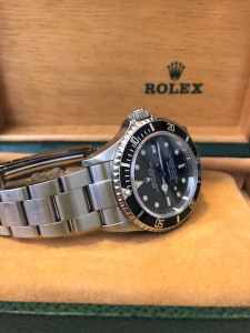 Orologio secondo polso Rolex Sea- Dweller