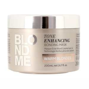 Schwarzkopf Blondme Warm Blondes Mask 200ml
