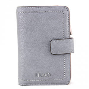 Woman wallet Liu Jo MANHATTAN A68175 E0011 FROZEN