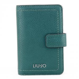 Woman wallet Liu Jo MANHATTAN A68175 E0011 BOTANIC GARDEN
