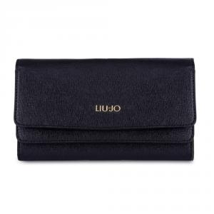 Woman wallet Liu Jo ISOLA A68178 E0087 NERO