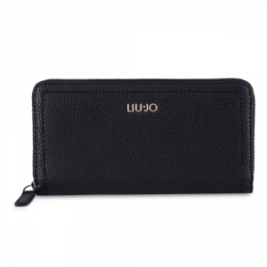 Woman wallet Liu Jo MANHATTAN A68174 E0011 NERO