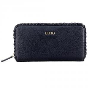 Woman wallet Liu Jo PIAVE A68174 E0027 NERO