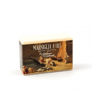 Sapone solido Marsiglia 4 Oli - 1000gr