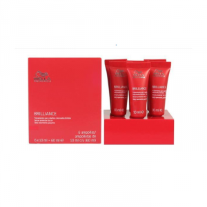 Wella Brilliance Colour Protection Serum 6x10ml