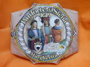 Panforte di Siena IGP Margherita - 500gr