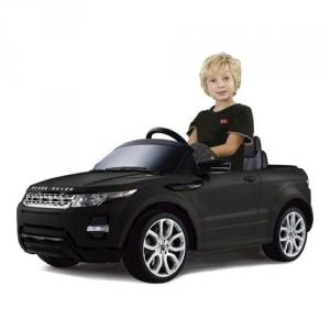 Auto Macchina Elettrica per Bambini RANGE ROVER EVOQUE NERA