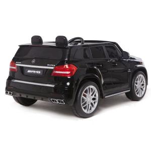 Macchina Auto Elettrica per Bambini Mercedes GlS 63 AMG NERA