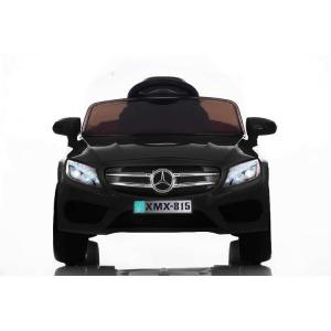 Macchina Auto Elettrica per Bambini Mercedes BABYFUN 12v NERA