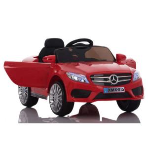Macchina Auto Elettrica per Bambini Mercedes BABYFUN 12v ROSSA