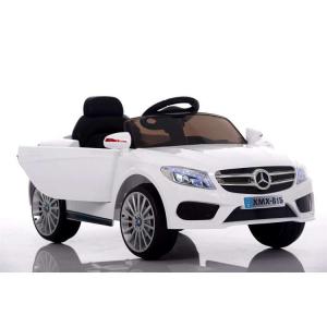 Macchina Auto Elettrica per Bambini Mercedes BABYFUN 12v BIANCA