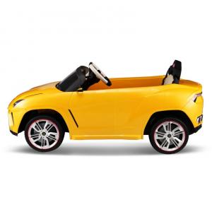 Macchina Auto Elettrica per Bambini Lamborghini Urus Gialla