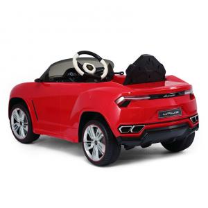 Macchina Auto Elettrica per Bambini Lamborghini Urus Rossa