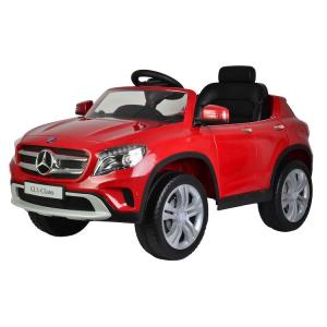 Macchina Auto Elettrica per Bambini Mercedes GLA 12v ROSSA