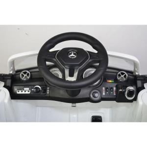 Macchina Auto Elettrica per Bambini Mercedes GLA 12v BIANCA