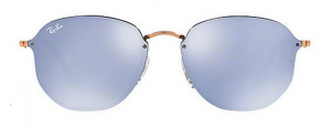 Ray-Ban RB3579 58-15 Blaze Hexagonal