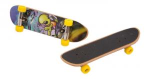 Skateboard mini per le dita Funky set da 2 in legno giocattolo bambini