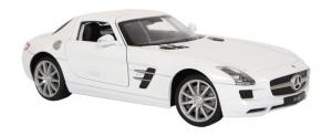 Modellino auto in metallo Mercedes-Benz SLS AMG con portiere apribili