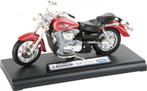 Modellino moto Kawasaki Vulcan 1500 in metallo