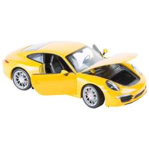 Modellino Auto Porsche 911 Carrera S colore con porte apribili Scala 1:24