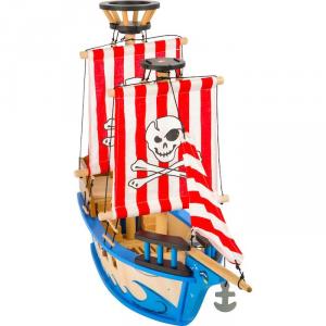 Nave dei pirati JACK in legno Legler 10469