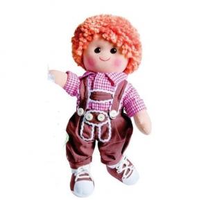 Bambola in stoffa per gioco bambini Seppl Heless