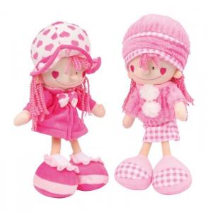 Set da 2 Bambola mordida con vestiti