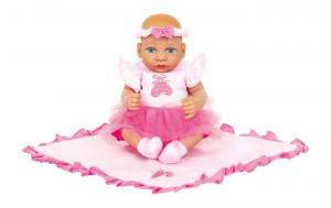 Bambola ballerina con accessori gioco per bambine
