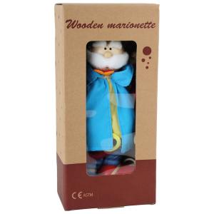 Marionetta Marionette gioco in legno Re Legler 10031