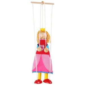 Marionetta Marionette gioco in legno Principessa