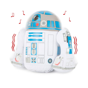 Star Wars Peluche R2D2 con suono e movimento