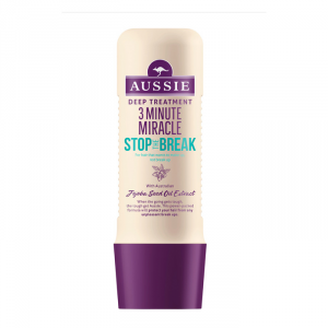 Aussie 3 Minute Miracle Stop The Break Deep Treatment 250ml