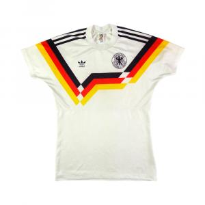 1990-92 Germania Maglia Home S