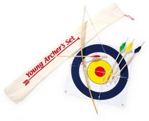 Set amatoriale Arciere tiro con l'arco gioco per bambini