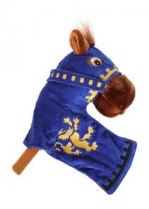 Set 2 Cavallucci accessorio per vestito carnevale per bambini